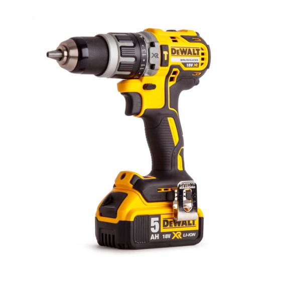 DEWALT 18V Brushless Hammer Drill    DCD796P2