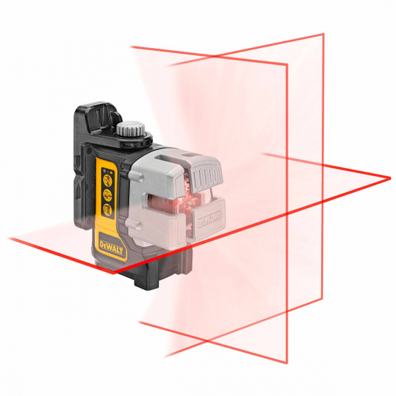 DEWALT 3 Beam Cross Line Laser   DW089K