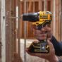 DEWALT 18V Ultra Compact Brushless Hammer Drill | DCD709L2T