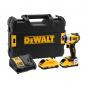 DEWALT 18V Ultra Compact Brushless Impact Driver   DCF809D2T